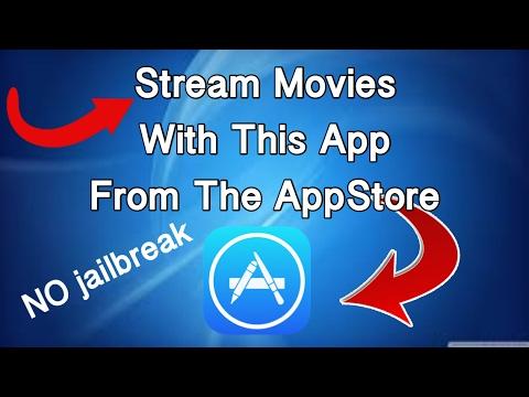Stream movies on iOS FREE NO jailbreak NO computer iOS 10+ iPhone iPad iPod