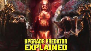The Ultimate Hybrid Predator Explained - The Predator 2018 Movie