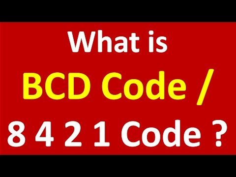 What is BCD Code in Digital Electronics ?