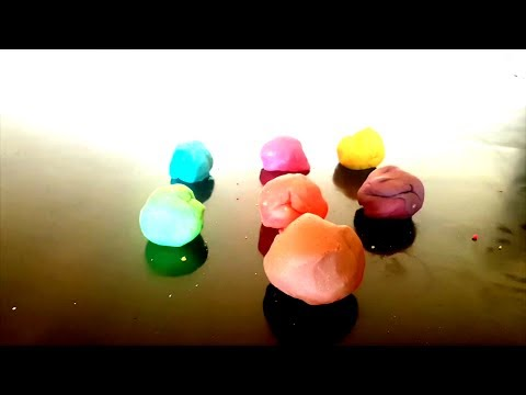 Making Playdough For Kids & Learning Primary & Secondary Colors