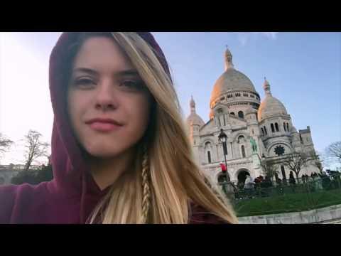 SACRE COEUR ET MONTMARTE VLOG   Paris Day 4   Cosette DeMille