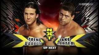 Classics  NXT Wrestling  Oct 17, 2012