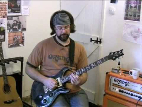 How To Make Your Guitar Scream (Pick Squeal) With Rob Chapman