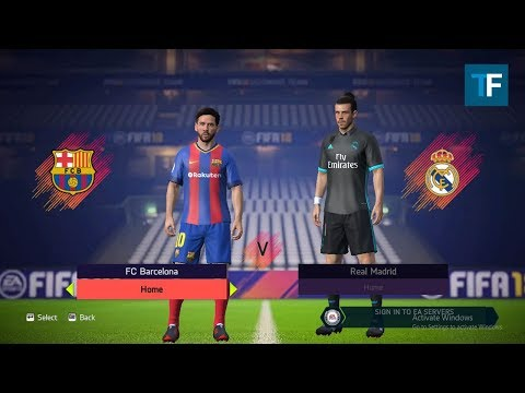 FIFA 18 PATCH FOR FIFA 14 (Non Moddingway Patch)