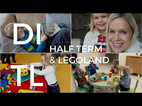 Day In The Life: Half Term & Legoland