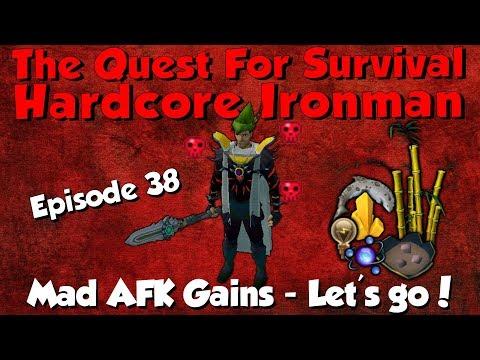 Hardcore Ironman! Major Chimes & Gains! [Runescape 3] Episode #38