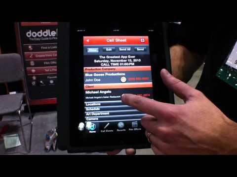 ShowBiz Expo '10 - Doddle Pro