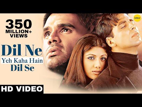 Xxx Mp4 Dil Ne Yeh Kaha Hain Dil Se HD VIDEO SONG Akshay Suniel Shilpa Dhadkan Hindi Romantic Song 3gp Sex