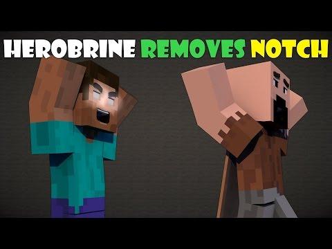 Minecraft: How To Spawn Notch 100% Works XboxOne/Ps4/Xbox360/Ps3/WiiU HEROBRINE REMOVES NOTCH?