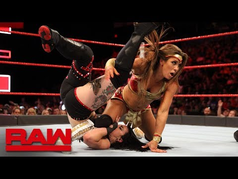 Women's Money in the Bank Qualifying Gauntlet Match: Raw, May 28, 2018