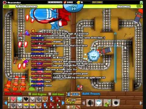 Bloons TD Battles #93: A Lovely Threesome!