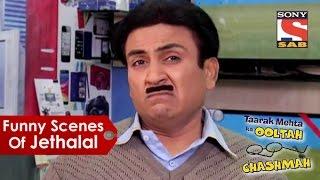 Funny Scenes Of Jethalal | Taarak Mehta Ka Oolta Chashma