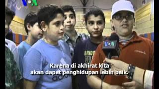 Wajah Islam AS (Bagian 1) - Liputan Feature VOA 1 September 2011