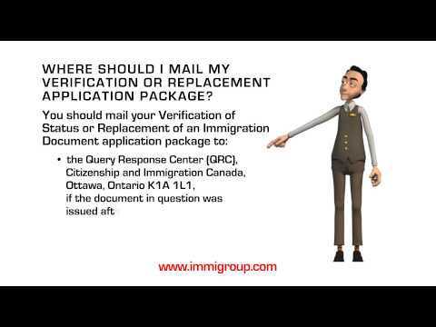Where should I mail my Verification or Replacement application package?