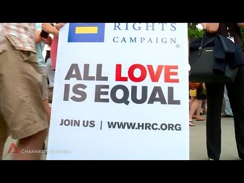 CNA: US Supreme Court legalises gay marriage nationwide