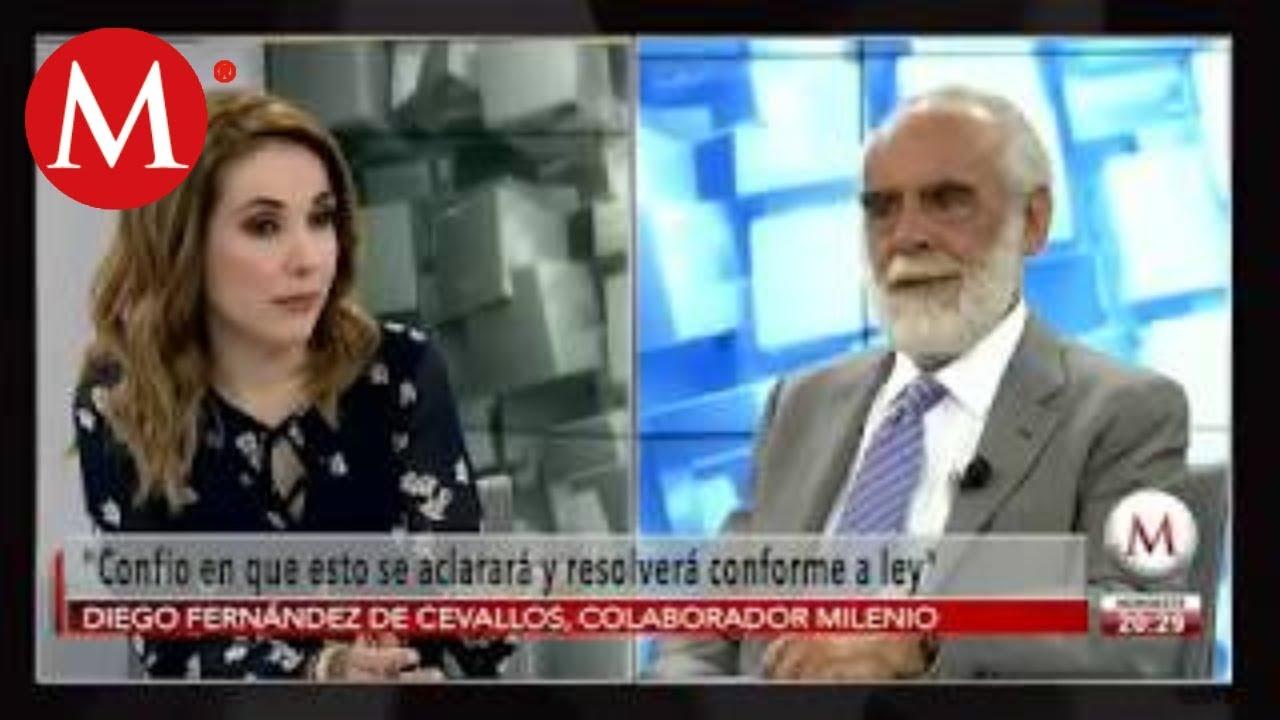 Diego Fernández de Cevallos debe $946 millones de pesos en impuesto predial