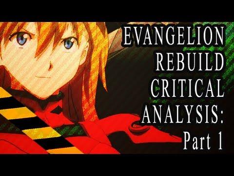 Critique of Evangelion Rebuild Part 1/2 - Ground Zero