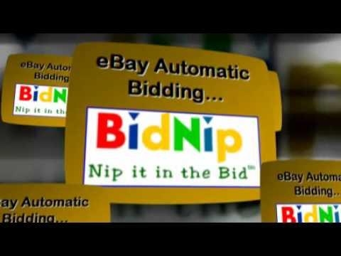 Win more eBay bids with BidNip