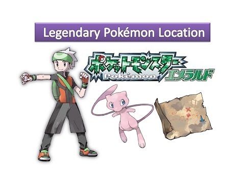 Pokemon Emerald (Jap Only) - How to Get Mew.