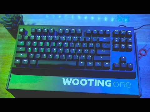 Wooting One - The  Best Gaming Keyboard For Gamers