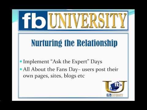 Creating Raving Fans on Facebook