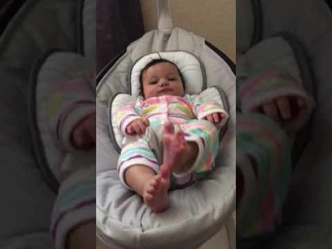 Isabella Rocking out