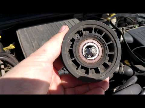How To Replace Tensioner and Idler Pulleys | Quick and Easy