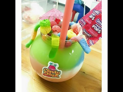Candy Shack: Daiquiris To Go