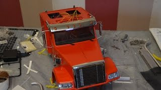 Tamiya RC Coca Cola truck build