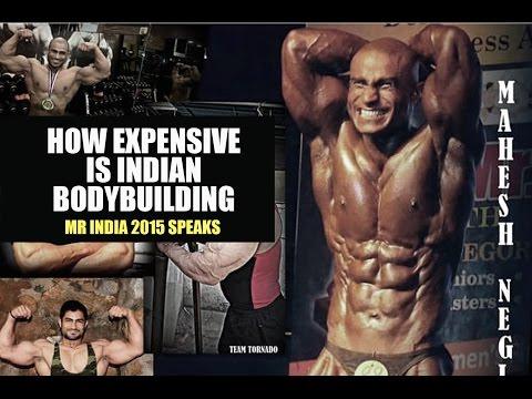 How expensive is Indian bodybuilding- Mr Delhi speaks