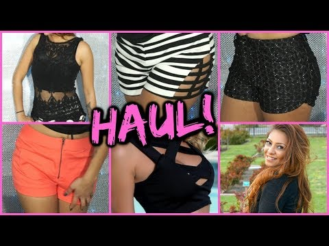 FASHION HAUL + TRY ON!! │ Where To Shop For Affordable Clothes Online on A Budget!! │CLOTHING HAUL!!
