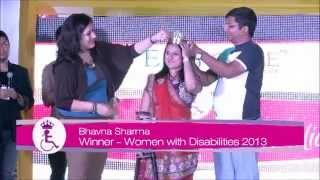 Miss Wheelchair India 2013
