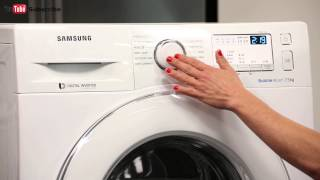 Samsung WW75J4213IW 7 5kg Front Load Washing Machine reviewed by product expert - Appliances Online