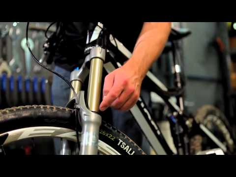 How to Setup Mountain Bike Suspension by Performance Bicycle