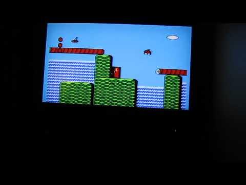 Super Mario Bros. 2 (NES) Starman Music Glitch