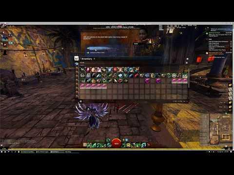 Guild Wars 2 PoF Demo Gambling