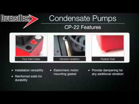 Diversitech CP 22 Condensate Pumps