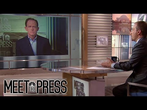 Sen. Toomey: 'Very Skeptical' Over Raising Age For Gun Purchases (Full) | Meet The Press | NBC News
