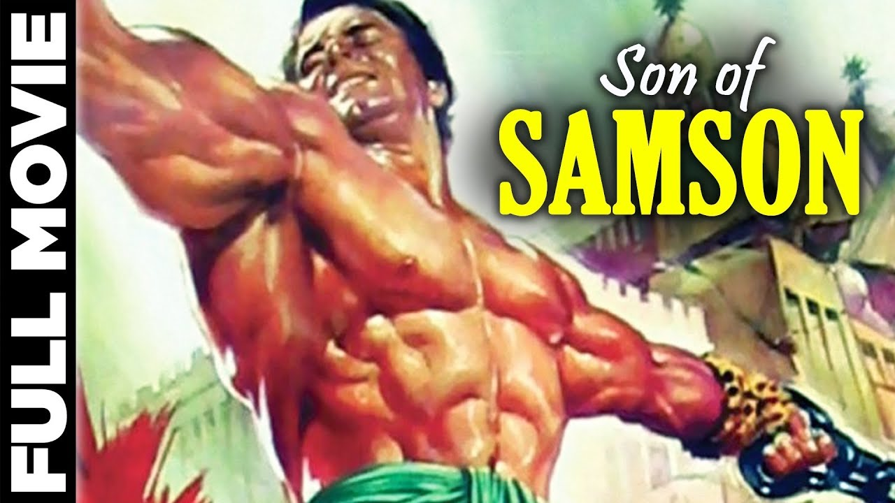 Download Son Of Samson (1960)   Italian Action Movie   Mark Forest, Chelo Alonso MP3 Gratis