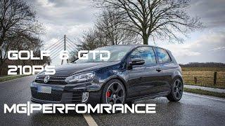VW Mk6 GTD | 3SDM Alloy Wheels - PakVim net HD Vdieos Portal