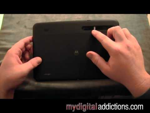 Motorola Xoom 4G - First Look