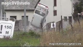 LADA RALLY CRASH 2013