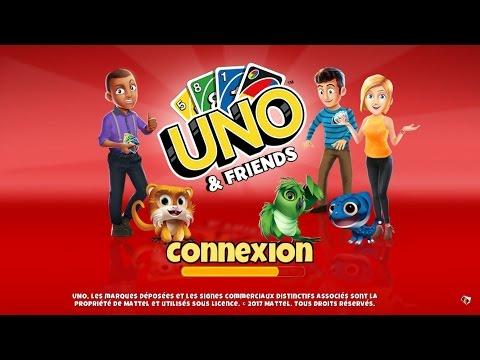 Uno & Friends jetons illimités sur iOS et Android fr