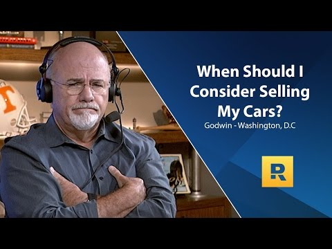 When Should I Consider Selling My Cars?