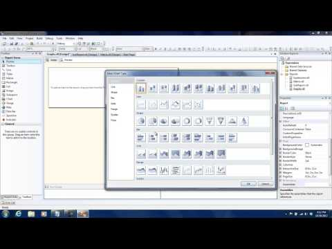 SSRS Tutorials: Lesson 11 - Creating Graphs/Charts in SSRS 2008 R2