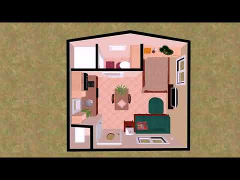 Tiny House Plans Floor Plans