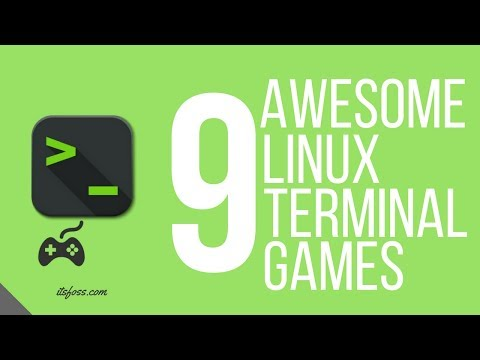 Top 9 Linux Terminal Games