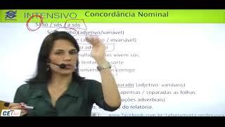 Rafaela Motta Português  - Concordância Verbal E Nominal (Aula 1/5)