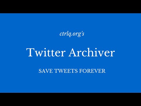 Save Tweets in a Google Spreadsheet
