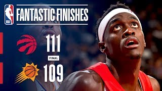 The Suns and Raptors Engage In a Fantastic Finish | January 17, 2019